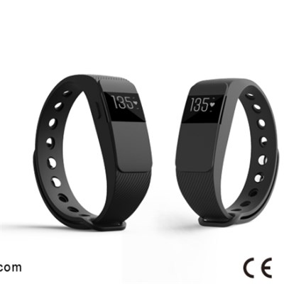 Activity Tracker With Intelligent Heart Rate Monitor