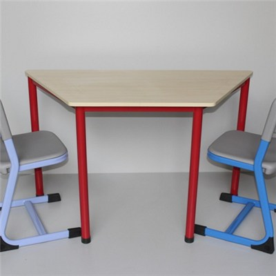 Library Desk And Chair Set