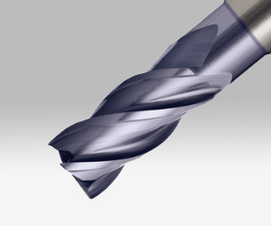 Tungsten Carbide End Mills For Cutting Wood