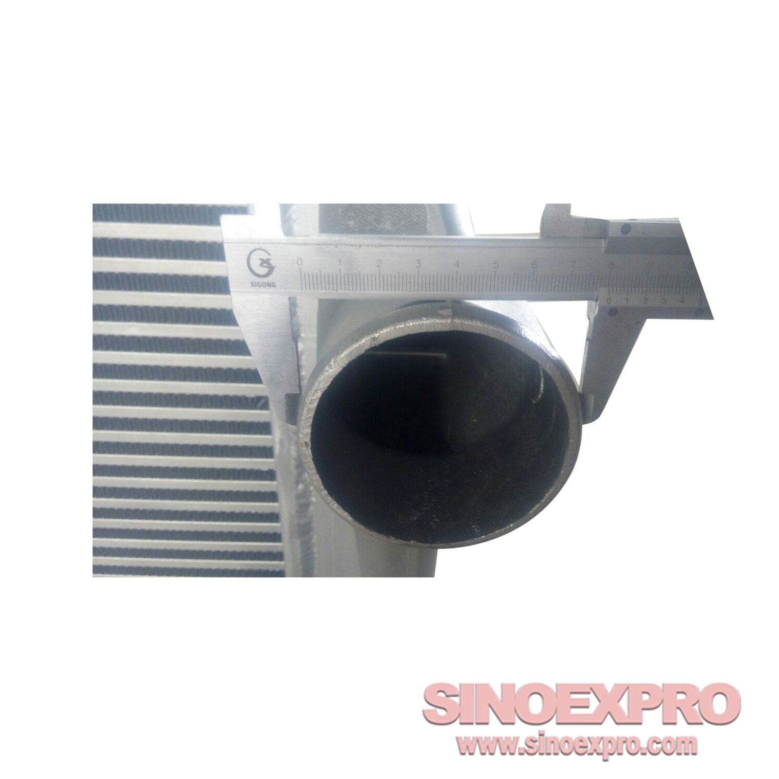 Shacman  inter-cooler  199112530351