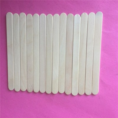 Factory direct birch wood ice cream stick