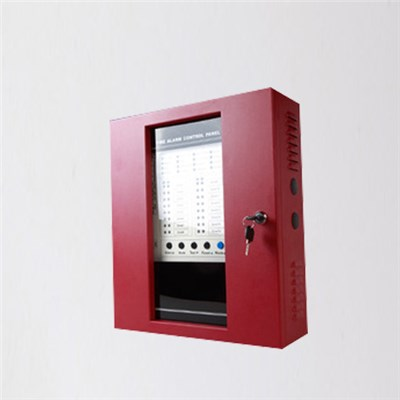 Conventional Fire Alarm Control Panel AJ-S1008