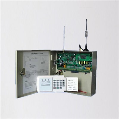 GSM and PSTN Home alarm panel AJ-808-16