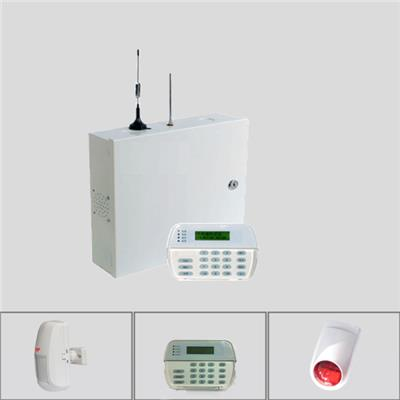 GSM house alarm system