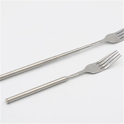 Factory High Quality Stainless Steel Telescopic Spoon
