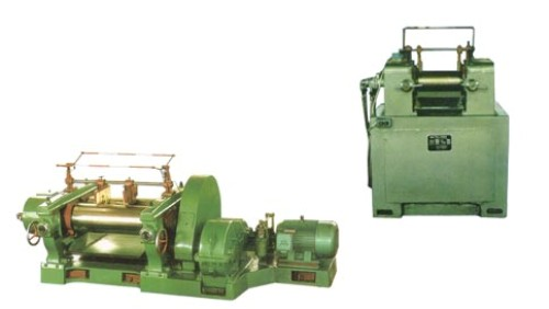 Two Roll Mixing Mill(A)