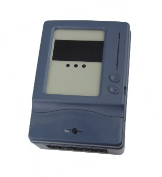single Phase Prepayment and Multi-rate Electric Meter Case DDSY-028-3