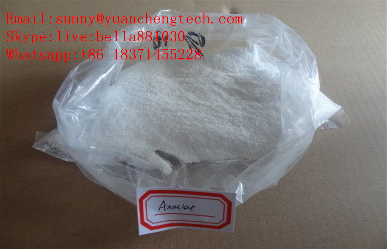 99.5% Purity Oxandrolone Anavar CAS: 53-39-4