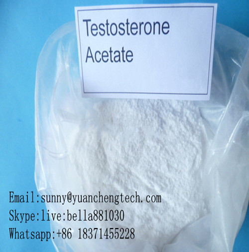 99.5% Purity Testosterone Acetate CAS No.: 1045-69-8
