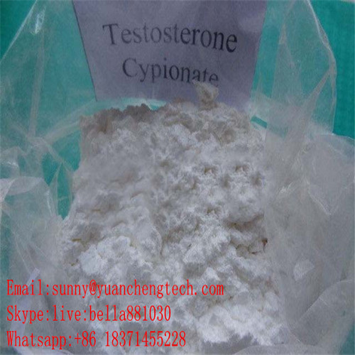 Anabolic Steroid Raw PowderTestosterone Cypionate for Muscle Buidling