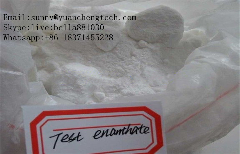 99% Raw Hormone Testosterone Enanthate for Muscle Building