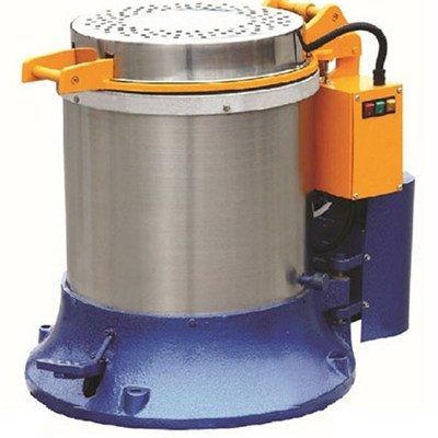 Auxiliary Equipment Centrifugal Hot Air Dryer For Polishing Machine