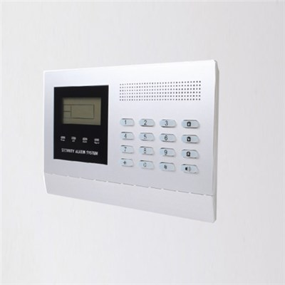 anti-theft system GSM And PSTN Wireless Home Security AJ-390
