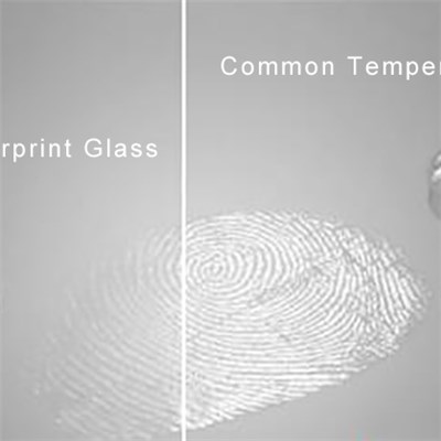 6MM Anti Fingerprint Glass