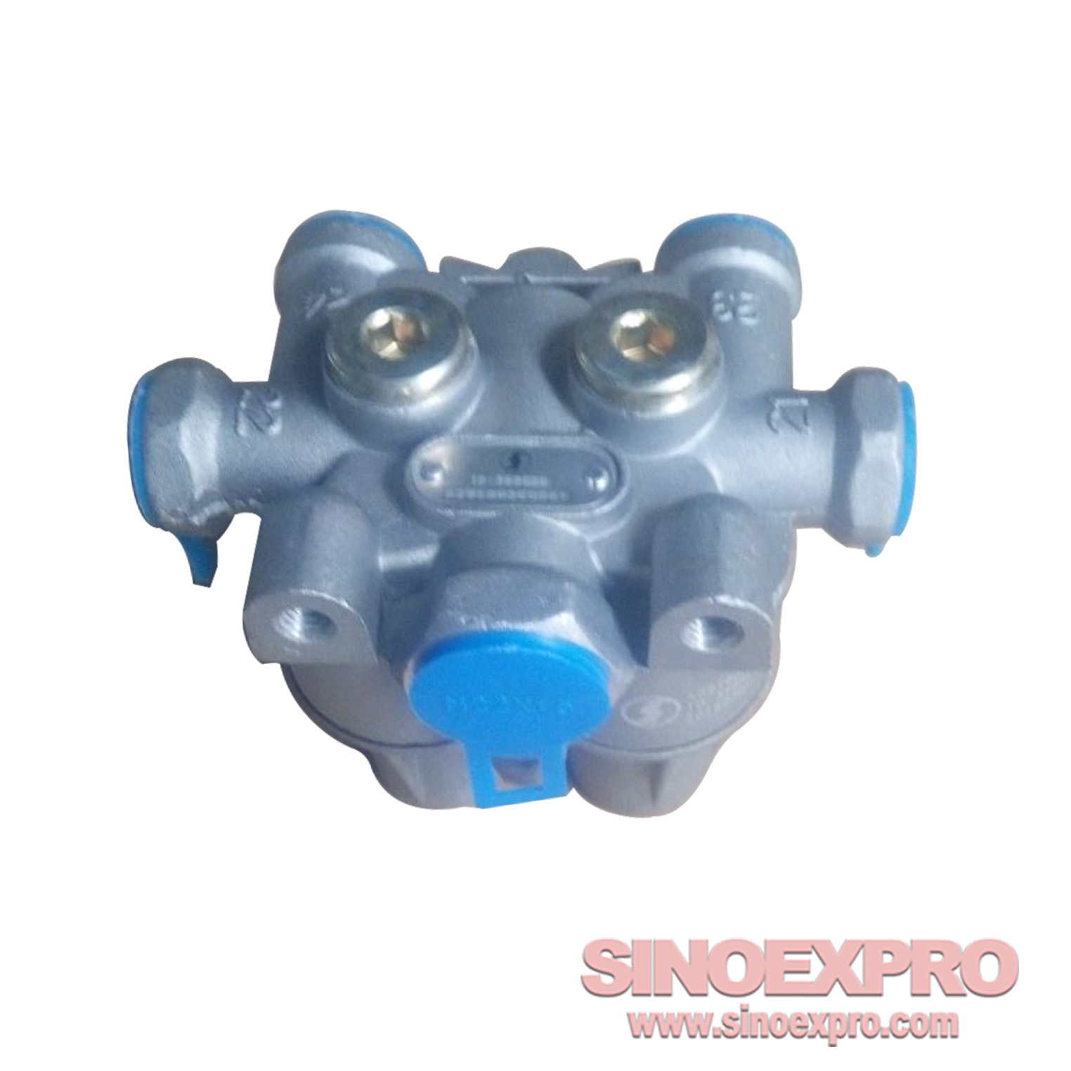 Shacman  Four Circuit Protection Valve  AZ9100360067