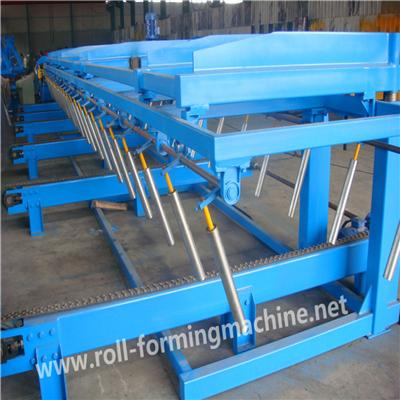 6 Meters Long Automatic Stacker