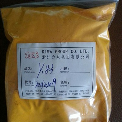 Fast Yellow 83-02 Pigment