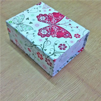 Foldable Full Color Printed Gift Box