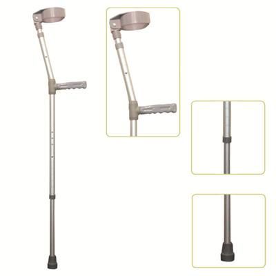 #JL9331L – Height Adjustable Lightweight Walking Forearm Crutch With Comfortable Handgrip