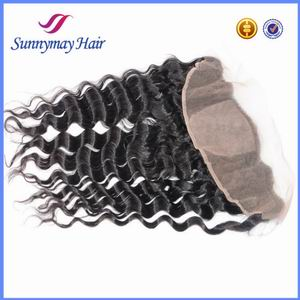 New Products Virgin Hair Malaysian Ear To Ear Lace Frontal Hair