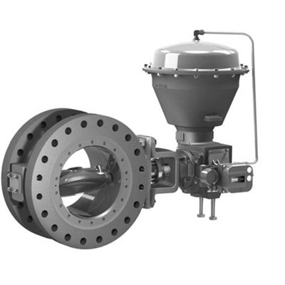 Fisher A31D Butterfly Valve