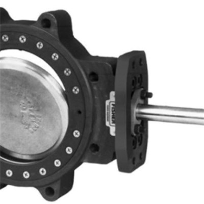 Fisher 8560 Butterfly Control Valve