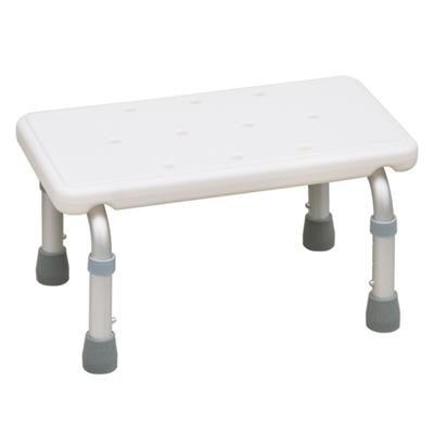 #JL781L – Adjustable Height Bath Stool Can Be Used As Bathtub Step