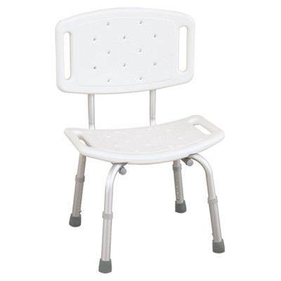 #JL798L – Ergonomically Designed Shower Chair With Height Adjustable In 5 Levels