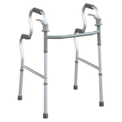 #JL9632L –  2 in 1 Trigger Release Folding Walker Can Be Used As Rising Aid