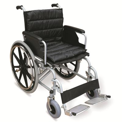 #JL951B-51 – Fashionable Heavy Duty Wheelchair With Dual Cross Brace & Wide Seat In 20 For For Bariatric User