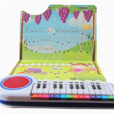 Durable Music Board Book