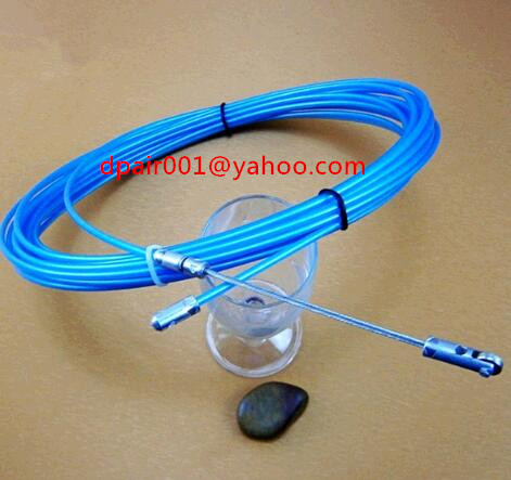 single braid plastic steel fish type L0415