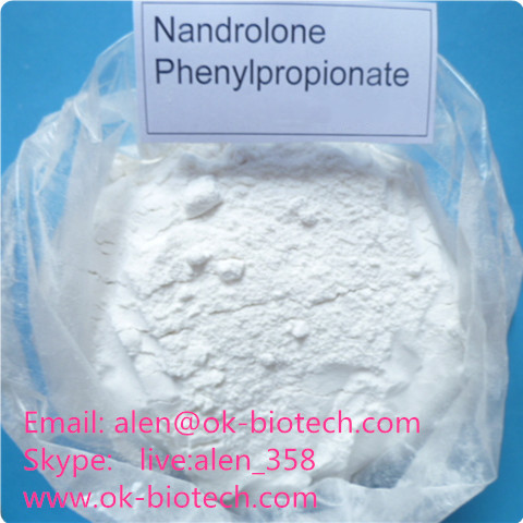 Buy Male Enhancement Nandrolone Phenylpropionate Steriod Powder Raw Hormone 62-90-8 from China