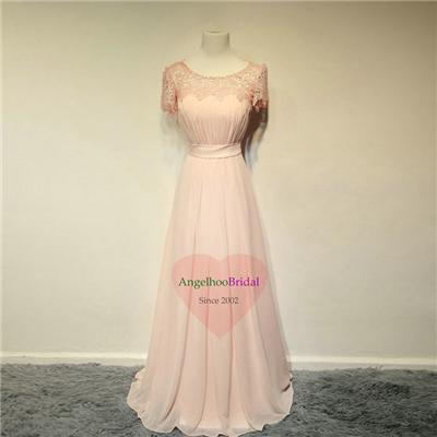 Short Sleeve Mother Of The Bride Dresses MD1506