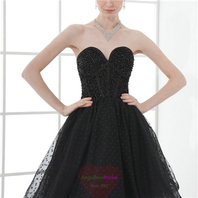 Short Organza Homecoming Dresses HC1601
