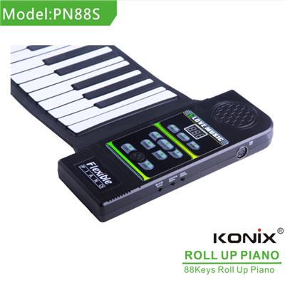 Roll Up Piano PN88S