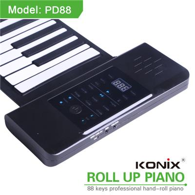 Roll Up Piano PD88