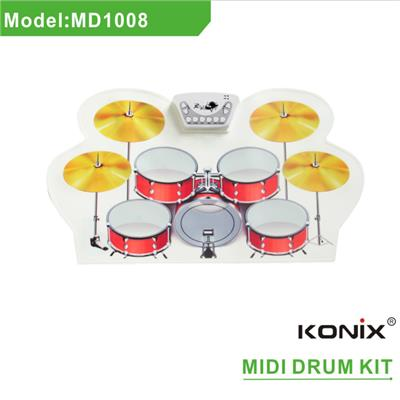 Roll Up Drum Kit MD1008