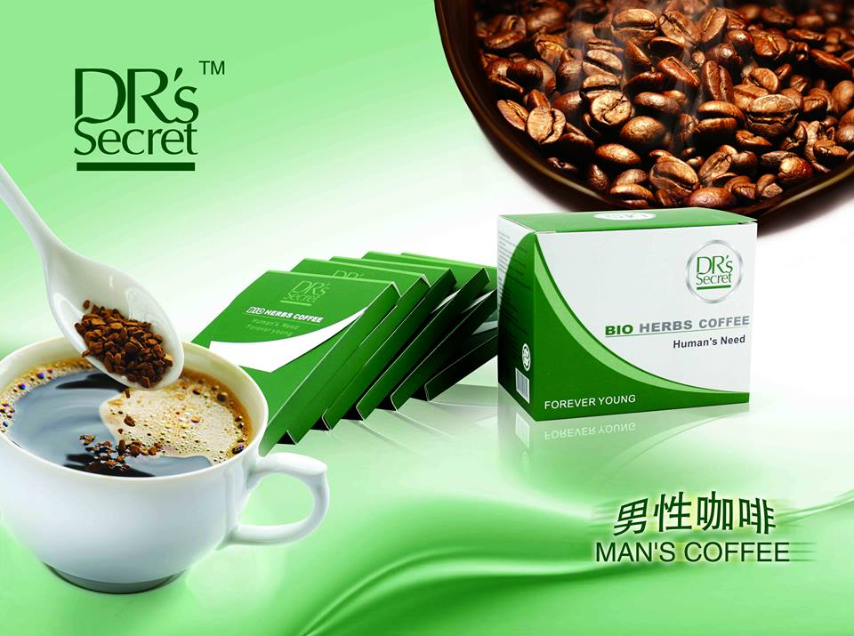 Bio Herbs Coffee (Men's)