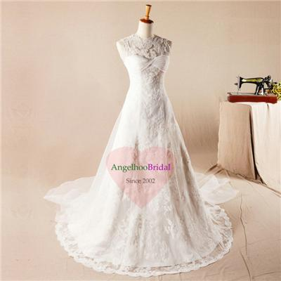 Princess Fulle Lace Wedding Dresses WD1562