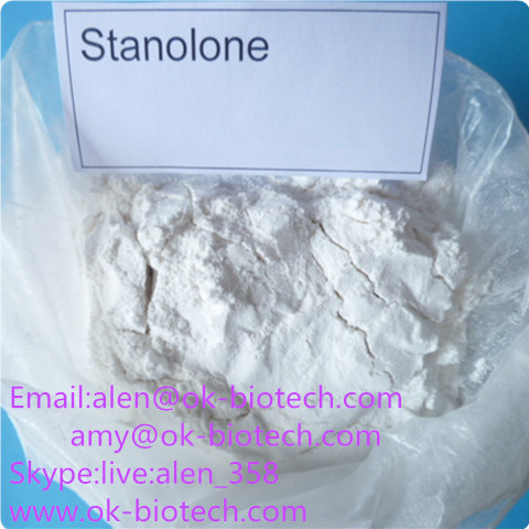 Phurchase Anti Aging Injectable Anabolic Steroids Stanozolol Micronized Hormone Powder from China