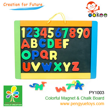 wooden magnetic writing board