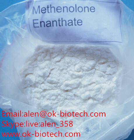 Phurchase Quality Training Steroid Powder Primobolan Methenolone Enanthate from China