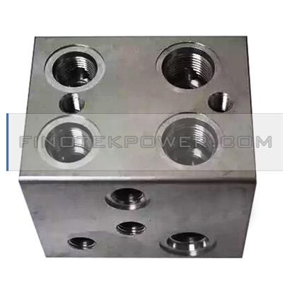 OEM Hydraulic Valve Block Manifolds China Manufacturer