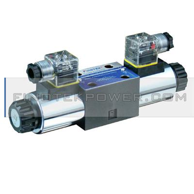 Directional control valves, type WE 6, size 6, up to 31.5MPa, up to 40L/min