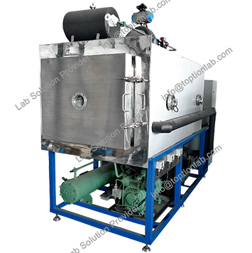 Penicillin Bottle Freeze Dryer Pharmaceutical Freeze Drying Machine Manufacturer