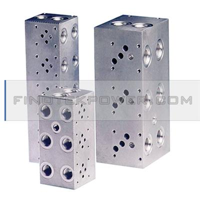 Factory Directly Supplier Hydraulic Multi Manifold Valve Block Blocks Big Valve Blocks