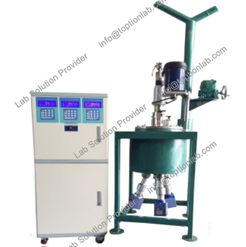 10L Industrial Ultrasonic Reactor Supplier Ultrasonic Material Dispenser