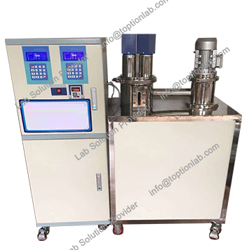 Ultrasonic Material Dispenser Ultrasonic Cavitation Treatment