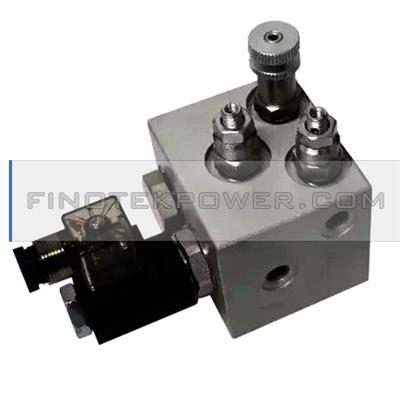 Customized OEM Anodized Aluminum Integrated Hydraulic Circuit Valve Block